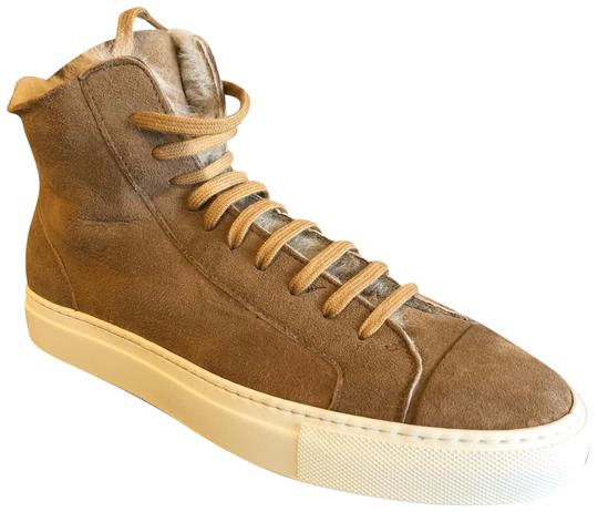 Preload https://item3.tradesy.com/images/common-projects-tobacco-tournament-high-top-sneakers-sneakers-size-us-8-regular-m-b-22687392-0-1.jpg?width=440&height=440