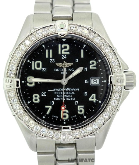 Preload https://img-static.tradesy.com/item/22687455/breitling-2ct-stainless-steel-superocean-with-diamond-bezel-with-appraisal-watch-0-1-540-540.jpg