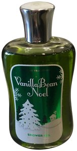 Bath and Body Works Brand New Vanilla Bean Noel Shower Gel