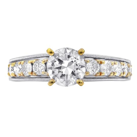 Preload https://item3.tradesy.com/images/magnificent-two-tone-diamond-engagement-ring-22687547-0-1.jpg?width=440&height=440