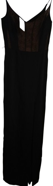 Preload https://img-static.tradesy.com/item/22687557/narciso-rodriguez-black-38-with-slit-long-night-out-dress-size-6-s-0-1-650-650.jpg