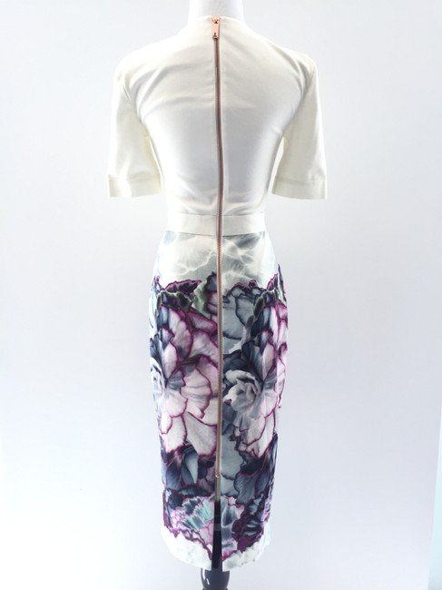Ted Baker Summer Bodycon Floral Dress