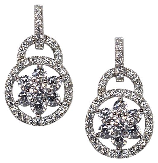 Preload https://img-static.tradesy.com/item/22687644/ny-collection-silver-womens-white-cz-cluster-lock-drop-dangle-925-sterling-earrings-0-1-540-540.jpg