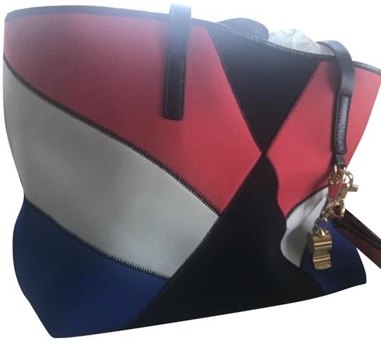 Preload https://item5.tradesy.com/images/cynthia-rowley-shopper-made-out-of-wetsuit-material-red-white-blue-and-black-neoprene-tote-22687689-0-1.jpg?width=440&height=440