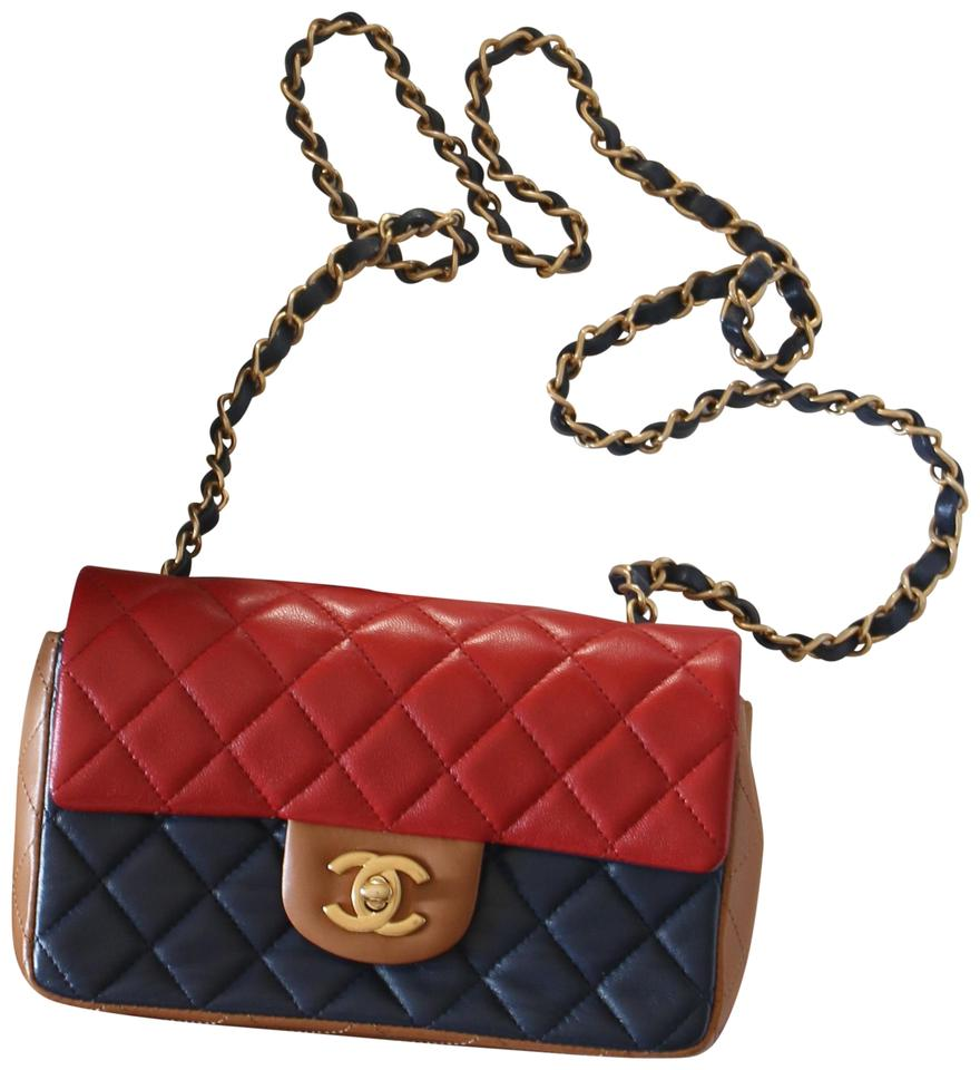 83275ab63928a2 Chanel Boy Final Sale- Mini Quilted Coco Rectangular Flap Red Light ...