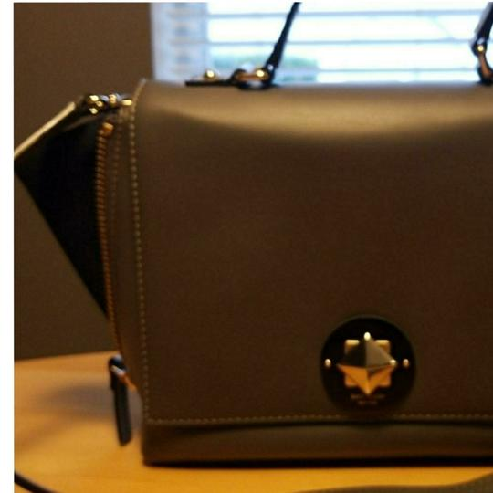 Kate Spade Satchel in Grey and Blue