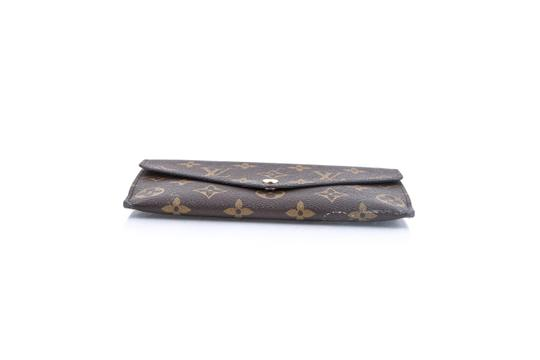 Louis Vuitton Louis Vuitton Monogram Jeanne Wallet Rose Ballerine