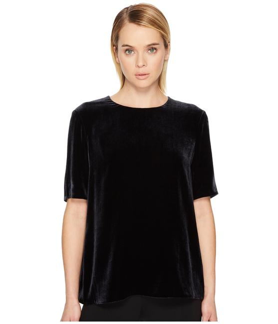 Preload https://item5.tradesy.com/images/vince-crewneck-short-sleeve-boxy-velvet-tee-night-out-top-size-2-xs-22687924-0-0.jpg?width=400&height=650