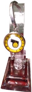 unknown NBA Indiana Pacers Silver Alloy Bangle Bracelet