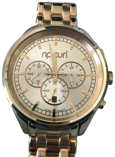 Preload https://item2.tradesy.com/images/rip-curl-gold-bailey-watch-22688111-0-1.jpg?width=440&height=440