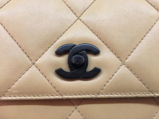 Chanel Quilted Gst Pst Shoulder Bag