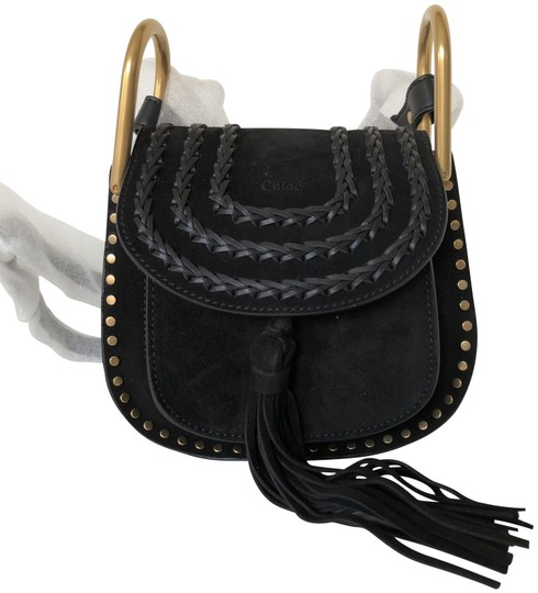 Preload https://img-static.tradesy.com/item/22688232/chloe-hudson-mini-tasseled-black-suede-leather-cross-body-bag-0-1-540-540.jpg