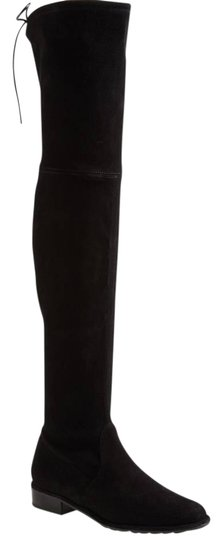 Preload https://img-static.tradesy.com/item/22688233/stuart-weitzman-black-new-lowland-bootsbooties-size-us-75-regular-m-b-0-1-540-540.jpg