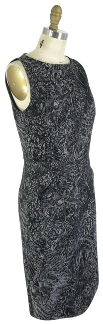 Preload https://item3.tradesy.com/images/michael-kors-collection-grayblack-slate-multi-astrakhan-brocade-sleeveless-mid-length-cocktail-dress-22688342-0-1.jpg?width=400&height=650