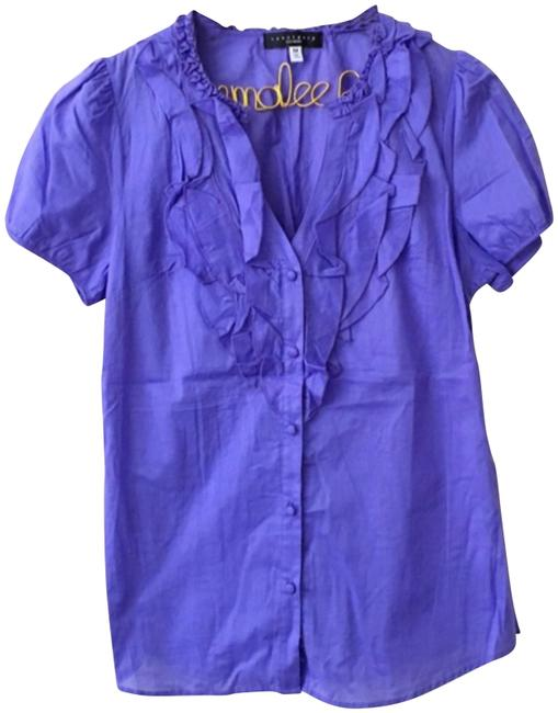 Preload https://item3.tradesy.com/images/sanctuary-purple-ruffle-button-down-top-size-8-m-22688372-0-1.jpg?width=400&height=650