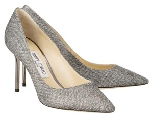 Jimmy Choo Anthracite Pumps