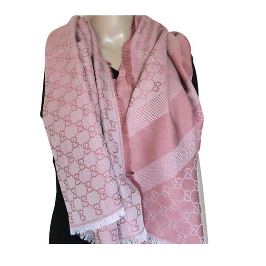Preload https://item3.tradesy.com/images/gucci-pink-scarfwrap-22688387-0-0.jpg?width=440&height=440