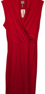 bobi short dress Red on Tradesy
