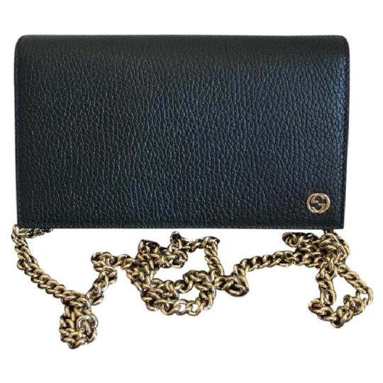 Preload https://item4.tradesy.com/images/gucci-leather-wallet-on-chain-black-cross-body-bag-22688458-0-0.jpg?width=440&height=440
