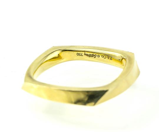 Tiffany & Co. Tiffany & Co 18K Gold Frank Gehry RIng