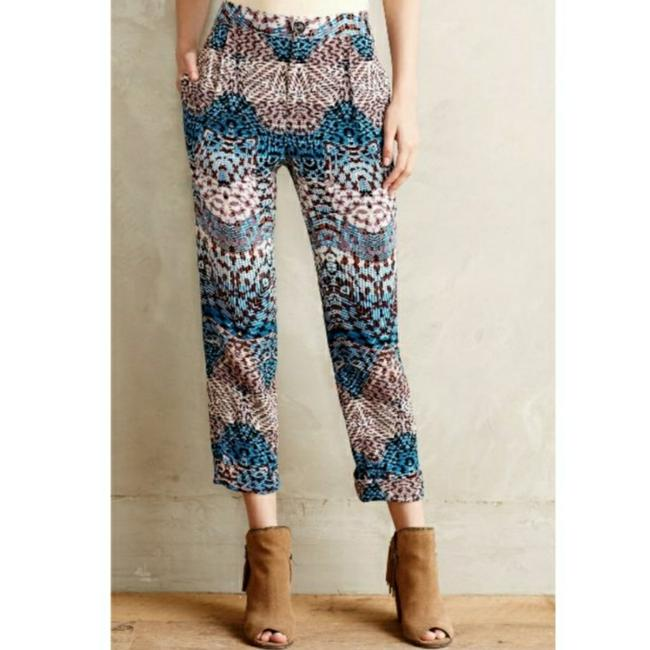 Preload https://img-static.tradesy.com/item/22688532/anthropologie-elevenses-lanika-printed-tapered-trousers-size-8-m-29-30-0-1-650-650.jpg