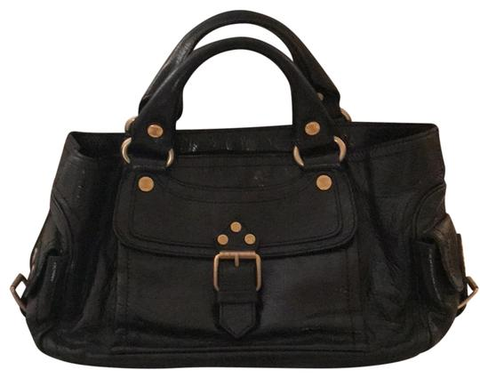 Preload https://item5.tradesy.com/images/celine-price-is-negotiable-black-leather-tote-22688664-0-1.jpg?width=440&height=440