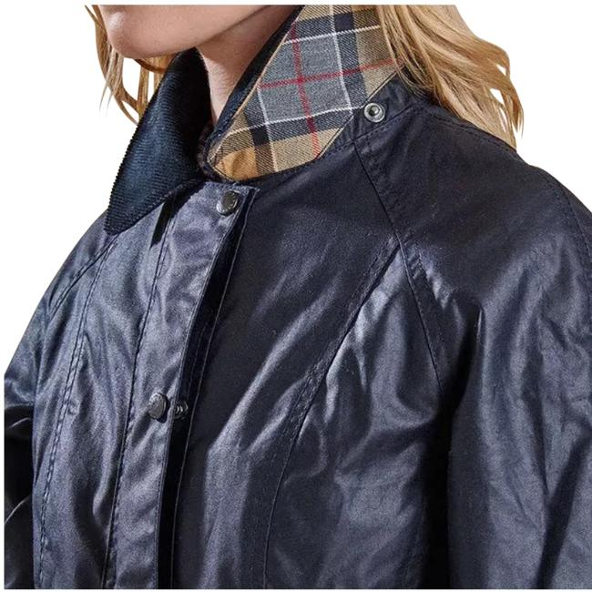 Preload https://item1.tradesy.com/images/barbour-navy-blue-beadnell-raincoat-size-4-s-22688720-0-1.jpg?width=400&height=650