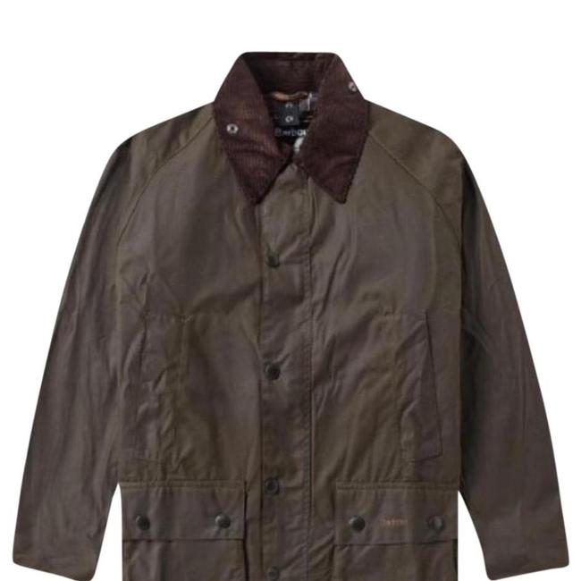 Preload https://item4.tradesy.com/images/barbour-olive-beadnell-coat-size-4-s-22688808-0-0.jpg?width=400&height=650