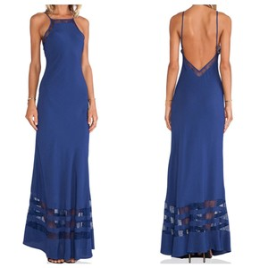 Blue Maxi Dress by Lovers + Friends