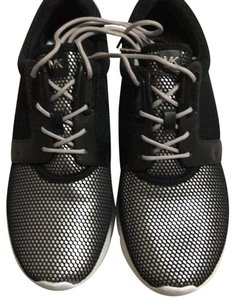 Michael Kors black and silver Athletic