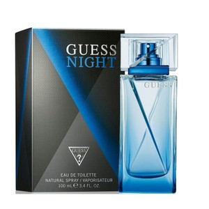 Guess GUESS NIGHT FOR MEN-EDT-100 ML-MADE IN USA