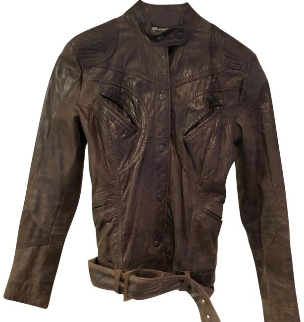 Item - Brown Jacket Size 6 (S)
