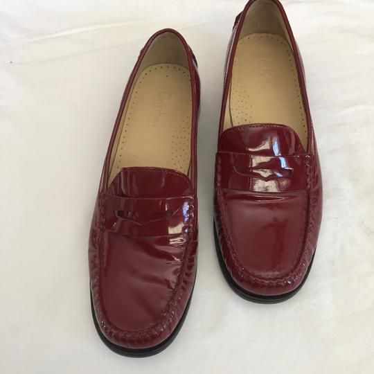 Cole Haan Red Penny Loafers Flats Size US 9.5 Regular (M ...