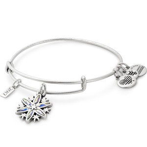 Alex and Ani ALEX AND ANI SNOWFLAKE BRACELET IN ORIGINAL GIFT BOX