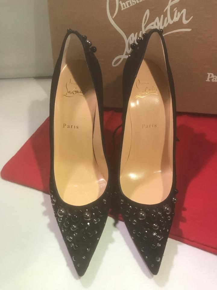 Louboutin Swarovski Crystal Shoes Price