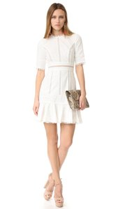 ZIMMERMANN short dress Boho Lace Embroidered on Tradesy