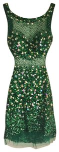 Jovani Beaded Party Short Homecoming Dress
