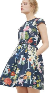 fa9f91ba1d6 Blue Ted Baker Casual Short Dresses - Up to 70% off at Tradesy