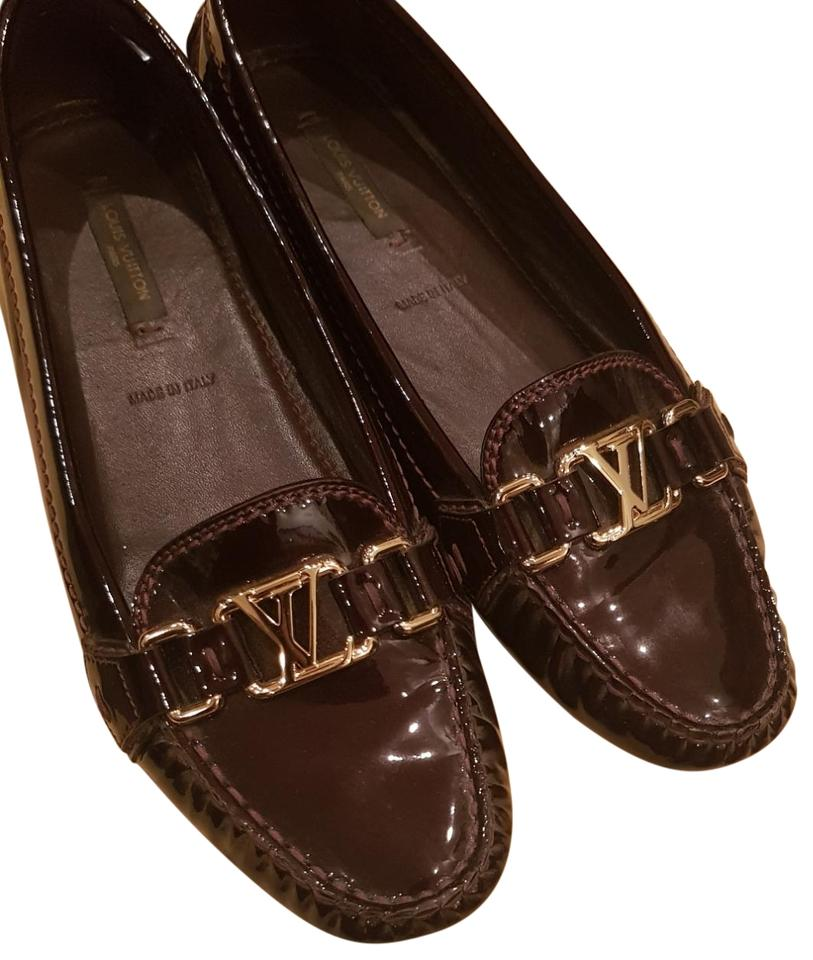 cc3ffc2cac37 Louis Vuitton Oxford Loafers Flats Size EU 38.5 (Approx. US 8.5 ...