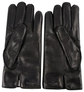 Valentino Soft Lambskin Leather Gloves