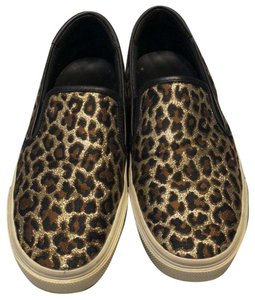 Saint Laurent leopard Athletic