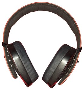 Pryma leather headphones