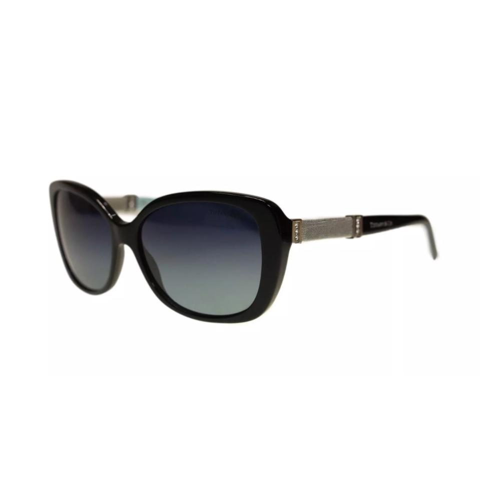 5bc86ceee73 Tiffany   Co. Black Tf4106 Sunglasses - Tradesy