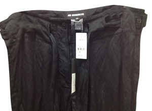 Ann Loose Soft Spring Summer Relaxed Pants blk