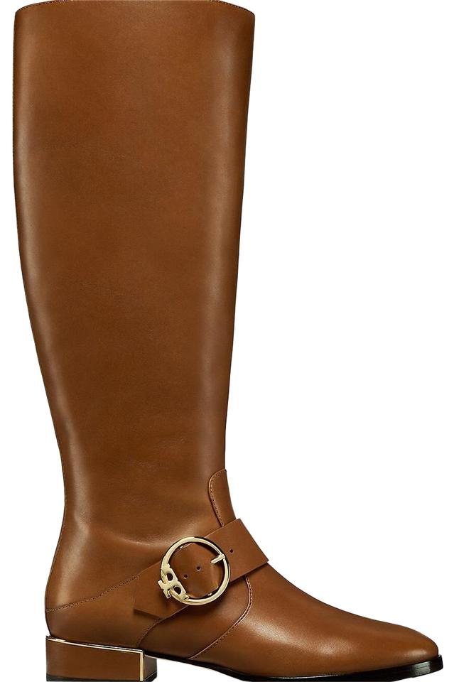Tory Burch Brown Sofia Riding Boots/Booties Boots/Booties Riding 2a1fd4