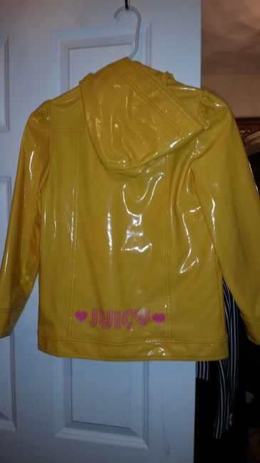 Juicy Couture yellow Jacket