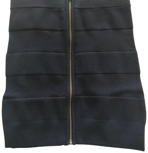 French Connection Mini Skirt blue