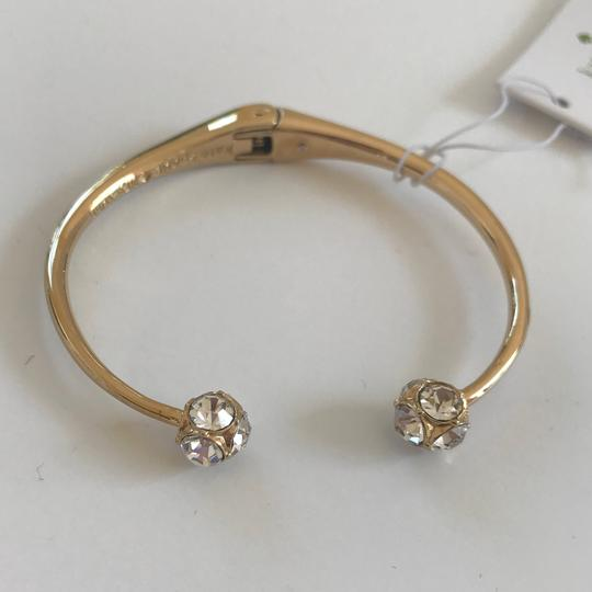 Kate Spade Nwt Kate Spade New York Lady Marmalade Gold Tone Bangle Bracelet