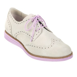 Cole Haan ivory Flats