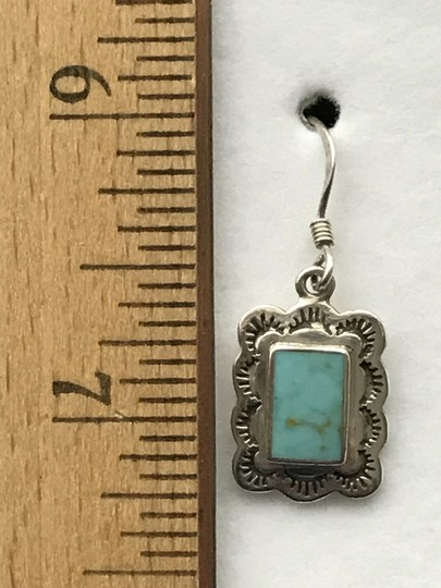 Other Southwestern Turquoise Drop Earrings